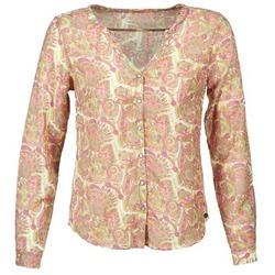 Abbigliamento Donna Camicie DDP GARDENIA Rosa / Verde