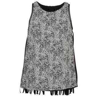 Top / T-shirt senza maniche Color Block PINECREST