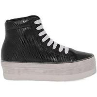Scarpe Donna Sneakers alte Jc Play Sneaker  HOMG nero