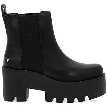 Scarpe Donna Stivaletti Windsor Smith Tronchetto  ALIEN nero