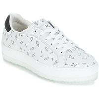 Scarpe Donna Sneakers basse Diesel S-ANDYES  WOMAN Bianco