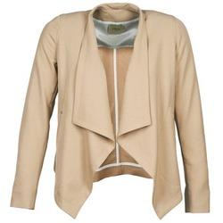Abbigliamento Donna Giacche / Blazer Lola VESTIGE Beige