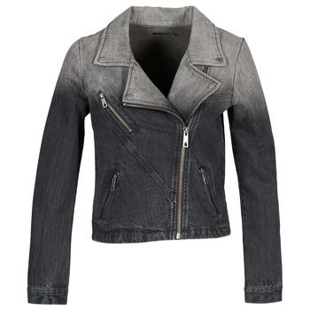 Abbigliamento Donna Giacche in jeans Volcom DENIMES Nero