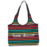 Borse Donna Borse a spalla Little Marcel DIM Nero / Multicolore