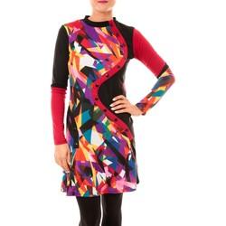 Abbigliamento Donna Abiti corti Bamboo's Fashion Robe Vintage/Prune BW617 multicolor Multicolore