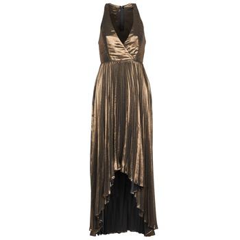 Abbigliamento Donna Abiti lunghi Manoukian 612556 Oro