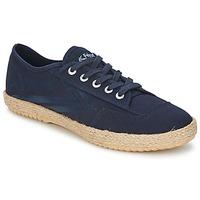 Scarpe Sneakers basse Feiyue FELO PLAIN Blu / Bianco
