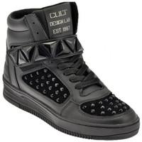Scarpe Donna Sneakers alte Cult Bizkit W Sportive alte nero