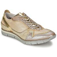 Scarpe Donna Sneakers basse Manas  Oro