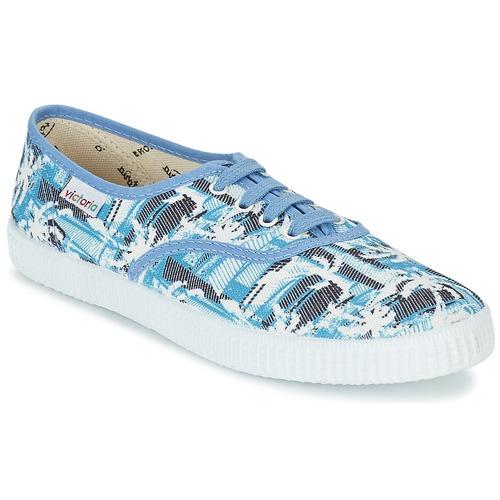 Victoria INGLES PALMERAS Blu  Scarpe Sneakers basse  19,50