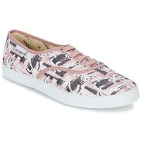 Sneakers basse Victoria INGLES PALMERAS