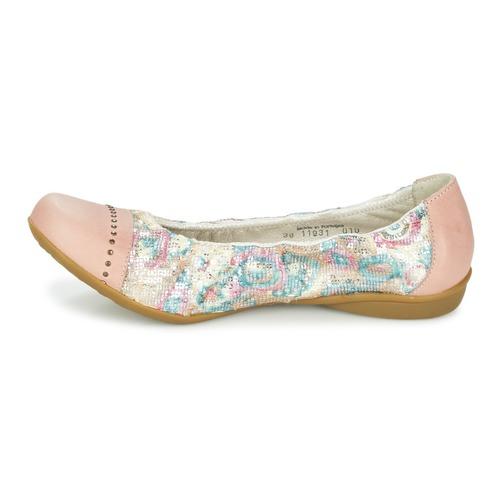 Dkode Ballerine Gratuita Consegna Rosa Faris 4450 Scarpe Donna bf67Yvgy