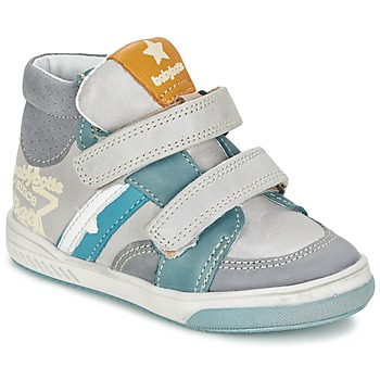 Scarpe Bambino Sneakers alte Babybotte APPOLON Grigio