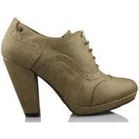 Scarpe Donna Tronchetti MTNG MUSTANG  W TAUPE