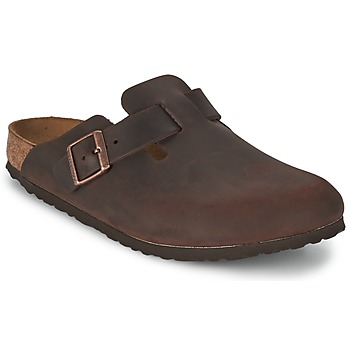 Scarpe Zoccoli Birkenstock BOSTON Marrone