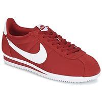 Scarpe Uomo Sneakers basse Nike CLASSIC CORTEZ NYLON Rosso