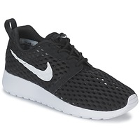 Scarpe Bambino Sneakers basse Nike ROSHE ONE FLIGHT WEIGHT BREATHE JUNIOR Nero