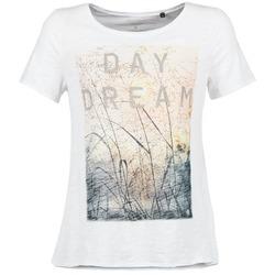 Abbigliamento Donna T-shirt maniche corte Marc O'Polo MOFRAGO Bianco