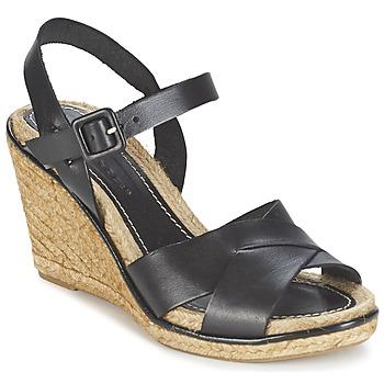 Scarpe Donna Sandali Nome Footwear ARISTOT Nero