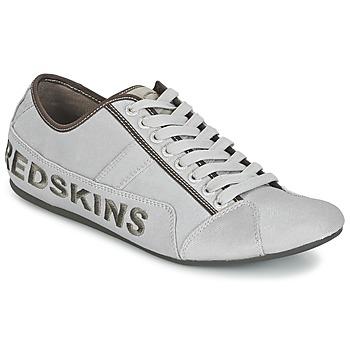 Scarpe Uomo Sneakers basse Redskins TEMPO Grigio