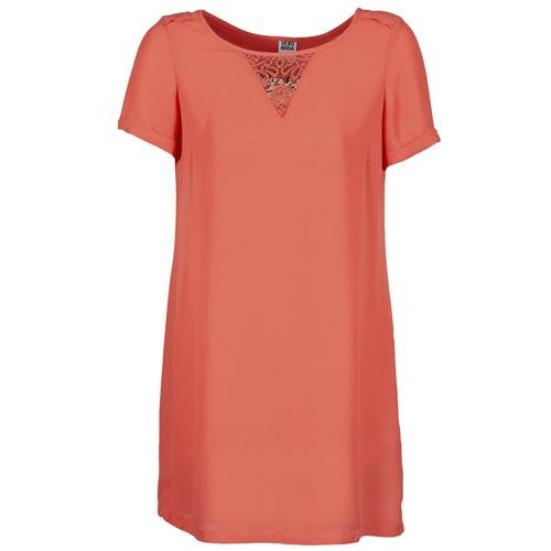 Abbigliamento Donna Abiti corti Vero Moda TRIPPA CORAIL