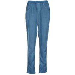 Abbigliamento Donna Pantaloni morbidi / Pantaloni alla zuava Vero Moda AMINA Blu