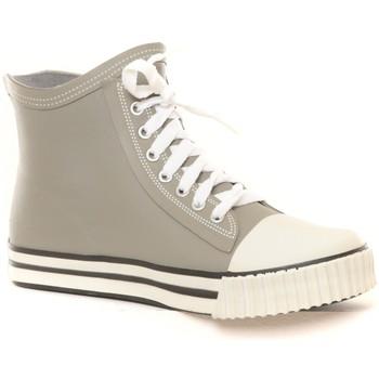 Scarpe Donna Sneakers alte Cassis Côte d'Azur Cassis No Blues Baskets Bolero gris Grigio