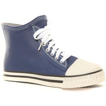 Scarpe Donna Sneakers alte Cassis Côte d'Azur Cassis No Blues Baskets Bolero marine Blu