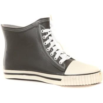 Scarpe Donna Sneakers alte Cassis Côte d'Azur Cassis No Blues Baskets Bolero noir Nero