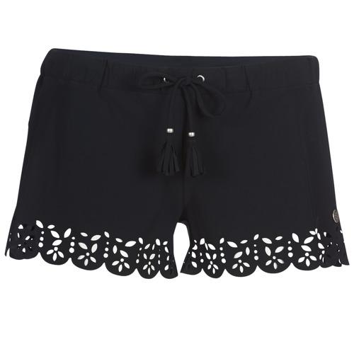 Abbigliamento Donna Shorts / Bermuda Banana Moon HUAWEI Nero