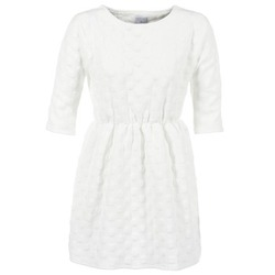 Abbigliamento Donna Abiti corti Compania Fantastica FRENE Bianco