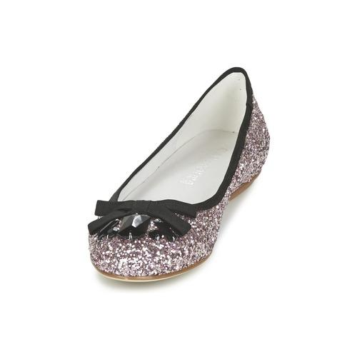 Café Noir Scarpe BOLERA Glitter / Black  Scarpe Noir Ballerine Donna 72 bed1dd