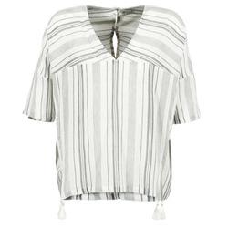 Abbigliamento Donna Top / Blusa Stella Forest OWONI Ecru / Grigio