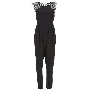 Abbigliamento Donna Tuta jumpsuit / Salopette Stella Forest ONDONI Nero