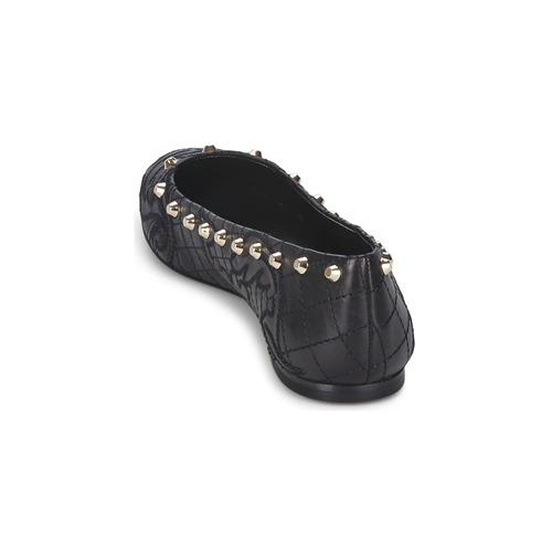 Ballerine Dsl787c NeroDore Gratuita Scarpe Consegna Donna 24500 Versace oeQWCBdxr