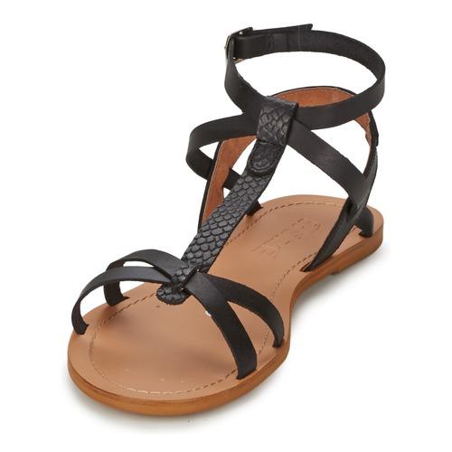 Size Donna Sandali So Bealo Nero Consegna Gratuita Scarpe 4800 K1Ju3lFTc5