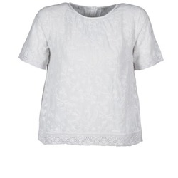 T-shirt maniche corte Manoush COTONNADE SMOCKEE