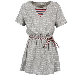Abbigliamento Donna Abiti corti Manoush ETNIC Grigio