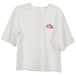 Top / Blusa Manoush FLOWER BADGE