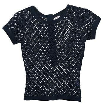 Abbigliamento Donna Maglioni Manoush NANY Blu