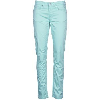Abbigliamento Donna Pantaloni 5 tasche Gant 410478 Grigio