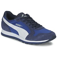 Scarpe Uomo Sneakers basse Puma ST RUNNER NL Blu / Bianco