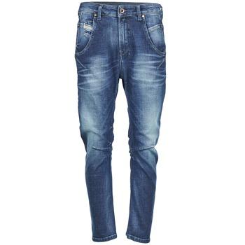 Abbigliamento Donna Jeans boyfriend Diesel FAYZA Blu