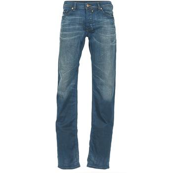 Abbigliamento Uomo Jeans dritti Diesel SAFADO Blu