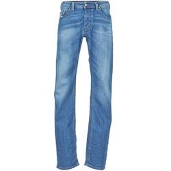 Abbigliamento Uomo Jeans dritti Diesel LARKEE Blu