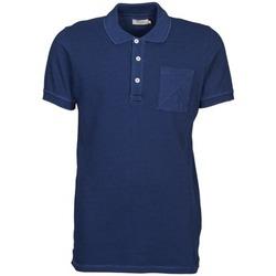 Abbigliamento Uomo Polo maniche corte Kulte DALLE Blu