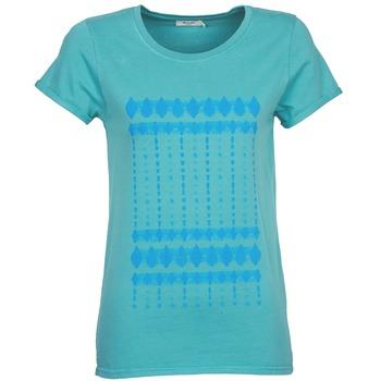 Abbigliamento Donna T-shirt maniche corte Kulte JULIETTE BATIK Blu
