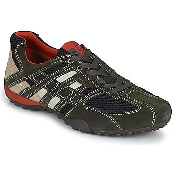 Scarpe Uomo Sneakers basse Geox SNAKE Grigio
