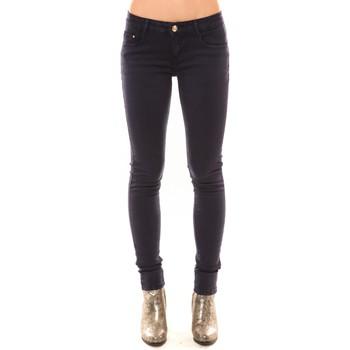 Abbigliamento Donna Jeans slim Comme Des Filles Comme des Garçons Jean JG8046 bleu Blu