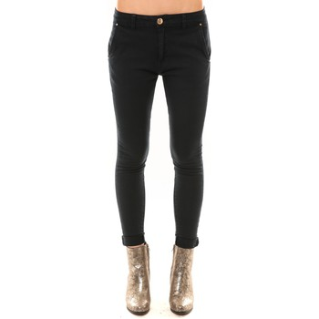 Abbigliamento Donna Jeans slim Comme Des Filles Comme des Garçons Chino GY123 marine Blu